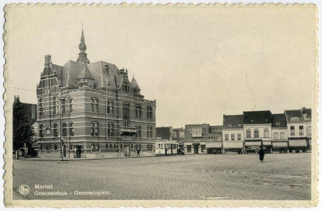 ''Mortsel - Gemeentehuis Gemeenteplein'' - (sd).jpg