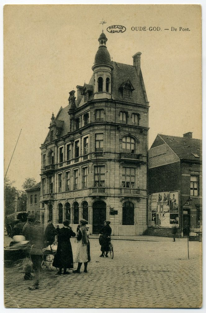 ''Oude-God - De Post'' - Foto Meuleman, Rethy - Uitg. Fr. Theys de Saeger - ca.1922.jpg