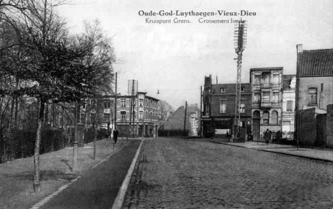 ''Oude-God Luythaegen Vieux-Dieu - Kruispunt Grens - Croisement limite'' - (sd).jpg