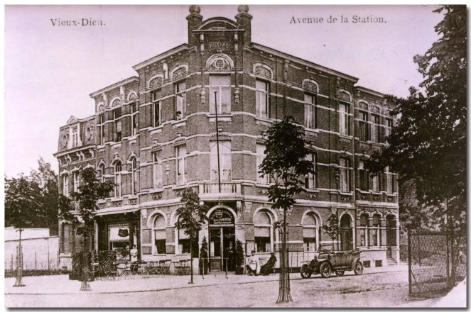 ''Vieux Dieu - Avenue de la Station'' - ca.1910 - (sd).jpg