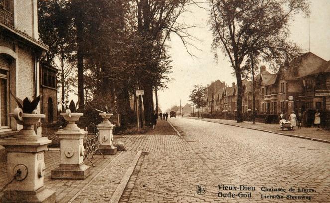 ''Vieux-Dieu Chaussu00e9e de Lierre - Oude-God Liersche Steenweg Postkaart ''Nels'' - (sd).jpg
